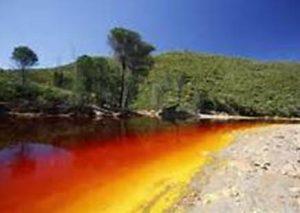 Sungai Rio Tinto Spanyol