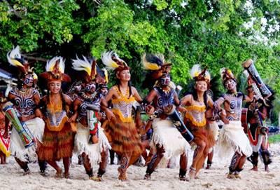 Tarian Tradisional Masyarakat Papua yang Mendunia