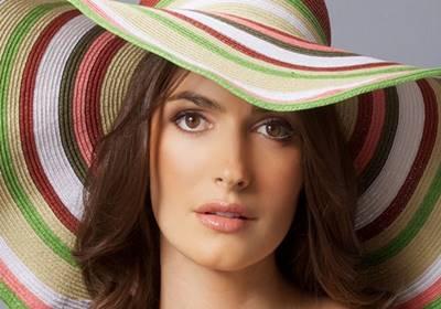 Memilih Topi Sesuai Bentuk Wajah