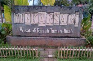 Obyek Wisata Taman Buah Mekarsari Bogor