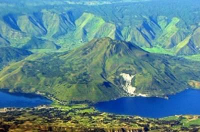 Daftar Gunung Dengan Letusan Terdahsyat di Dunia