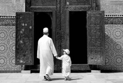 Agar Anak Betah di Masjid