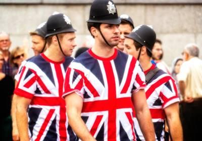 Kebiasan Orang UK