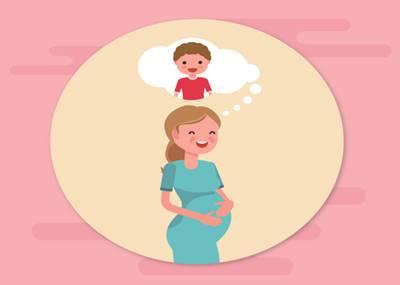 Ciri Hamil Anak Laki-Laki