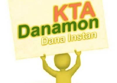 Pinjaman Dana KTA Danamon