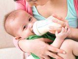 Penggunaan Dot Bayi