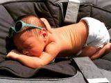 Tips Menjemur Bayi yang Benar